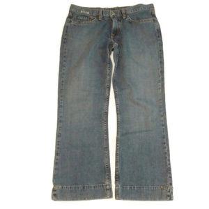 Lucky Brand Jennie Crop Jeans 4 27
